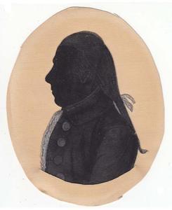 Portret van Everhard Willem Schimmelpenningh (1740-1804)
