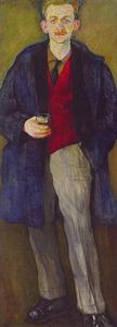 Portret van Harry Disberg (1921-2004)