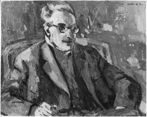 Portret Jan Eekhout