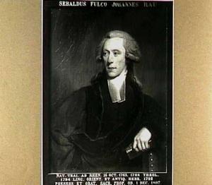 Portret van Sebaldus Fulco Johannes Rau (1765-1807)