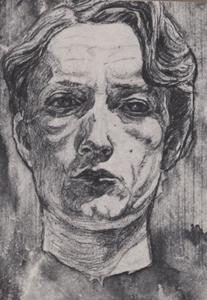 Portret van Abraham Gerardus van Velde (1895-1981)