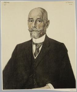 Portret van G. Teerink