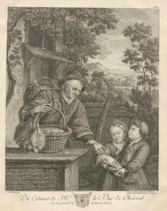 De vishandelaar