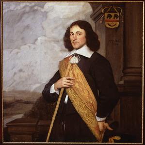Portret van Jacob van Hoorn (1629-1691)