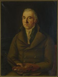 Portret van Johann Ludwig Ernst Morgenstern (1738-1819)