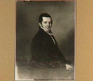 Portret van Ds. Wessel Scholten (1785-1865)
