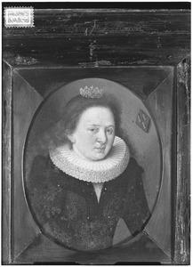 Portret van Swana van Ledenbergh ( -1655)