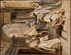 Presentatie in de tempel (Luc. 2:22-38)