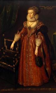 Portrait of Elizabeth Stuart (1596-1662)