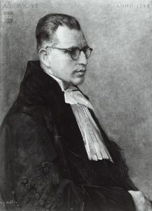 Portret van Willem Paul Plate (1902-1983)