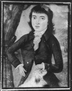 Portret van mogelijk van der Lek de Clercq