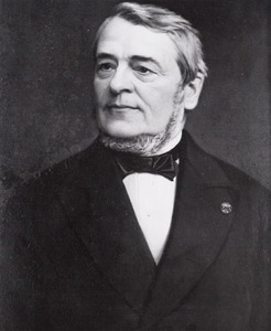 Portret van Eduard Henri von Baumhauer (1820-1885)