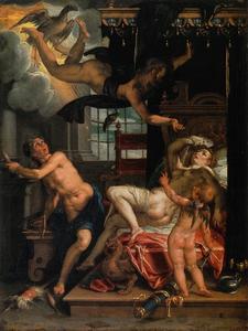 Jupiter en Danae