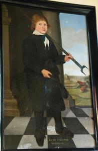 Portret van Jacob Willemse Meerplas (?-?)
