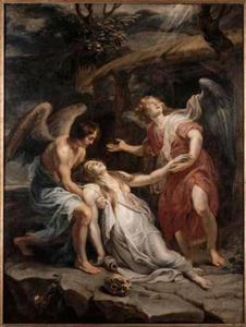 De extase van de Heilige Maria Magdalena