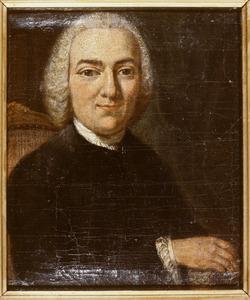 Portret van Gerrit Versfelt (1735-1781)