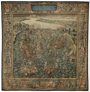 Beleg van Zierkzee in 1575