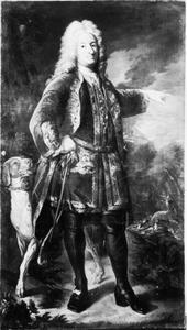 Portret van Dietrich Adolf von Weichs zu Roesberg