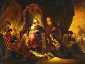Jozef legt farao's dromen uit (Genesis 41)