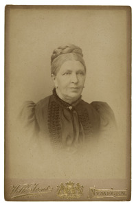 Portret van Anna Catharina Duys