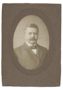 Portret van Martinus Adrianus Cornelis (1867-1930)