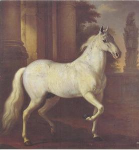 Brillant, rijpaard van Karel XI