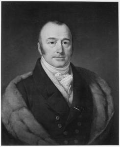 Portret van Robert Fagel (1771-1856)