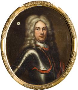 Portret van Alard Schimmelpenninck van der Oye (1668-1751)