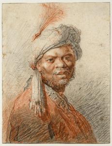 Moor met tulband