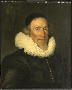 Portret van Jacob Gerritsz van der Mij (1560-1631)