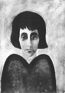 Portret van Marga Minco (1920)