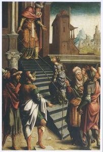 De eerste tempelgang van Maria
