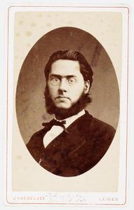 Portret van Pieter Anthonie van der Lith (1844-1901)