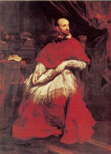 Portret van kardinaal Guido Bentivoglio (1579-1644)