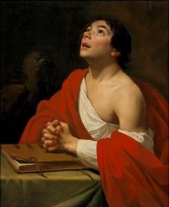 De evangelist Johannes
