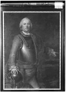 Portret van Alexander Sweder van Spaen (1703-1768)