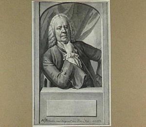 Portret van Philips van Dijk