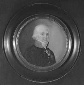 Portret van Evert Frederik van Heeckeren (1755-1831)