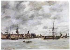Maas bij Dordrecht