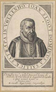 Portret van Jan Sloet (....-1610)