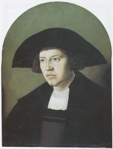 Portret van een man, mogelijk Claes van Isendoorn (?-?)