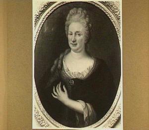 Portret van Engelberta van Brienen (1653-1716)