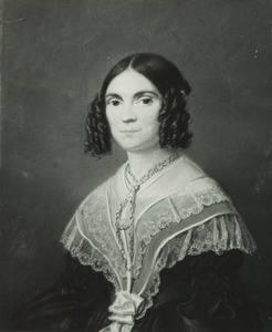Portret van Sophia Apollonia Helena Godin (1807-1879)