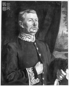 Portret van Frederik Leopold Samuel Frans van Tuyll van Serooskerken (1858-1934)