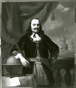 Portret van luitenant-admiraal Michiel Adriaansz de Ruyter (1607-1676)