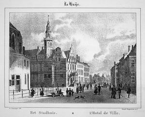 Het Stadhuis van Den Haag