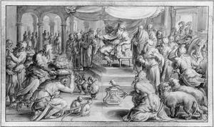 De rijkdom van koning Salomon