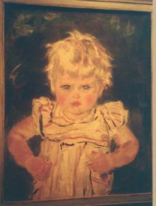 Portret van Anne