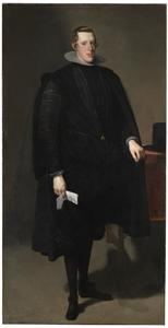 Portret van Koning Philip IV
