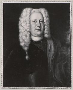 Portret van Friedrich III Jacob van Hessen -Homburg (1673-1746)